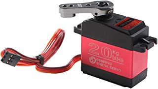 WEISE DS3218 زاویه کنترل 180 سرعت بالا برش Servo 20KG کامل فلز دنده دیجیتال Servo Baja Servo ضد آب Servo اتصالات مکانیکی باز RC Baja Cars