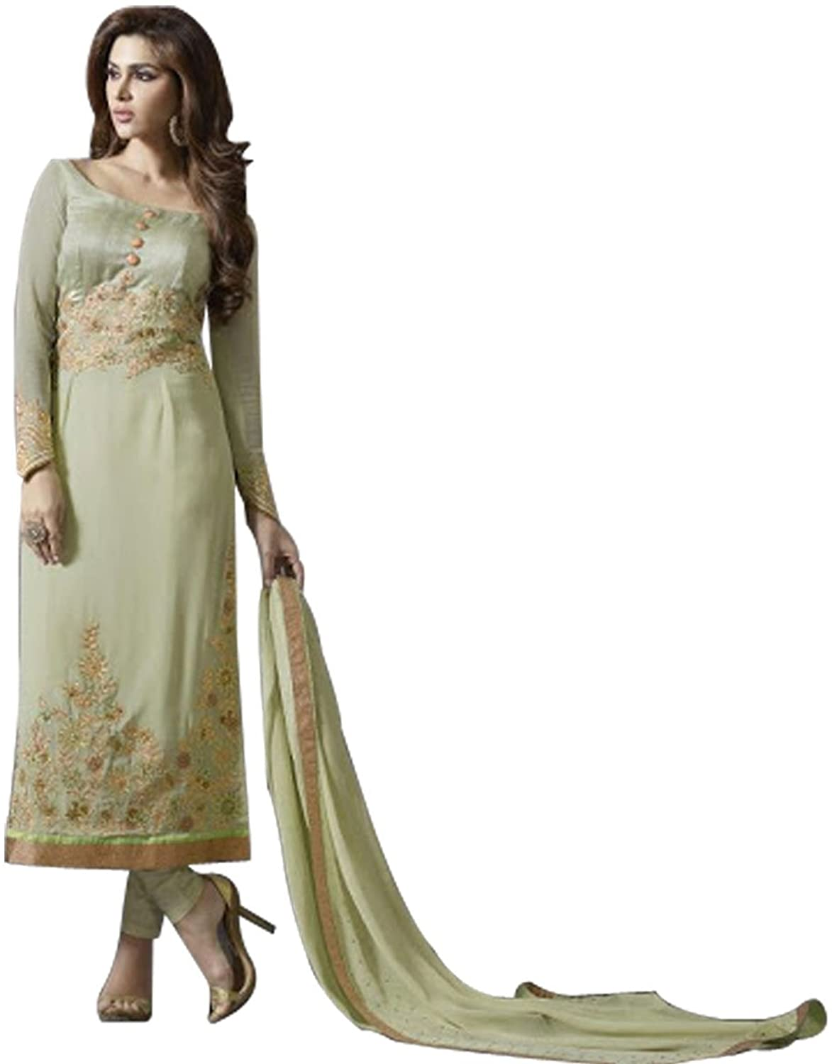 Ethnic Anarkali Shalwar Kameez Suit Wedding Ethnic Muslim Dress Sexy