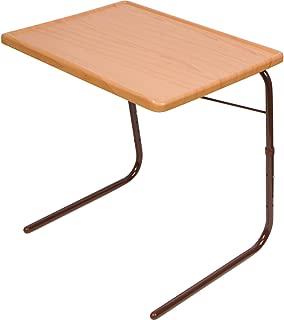 Table Mate XL TV Tray Table (Light Oak Finish)