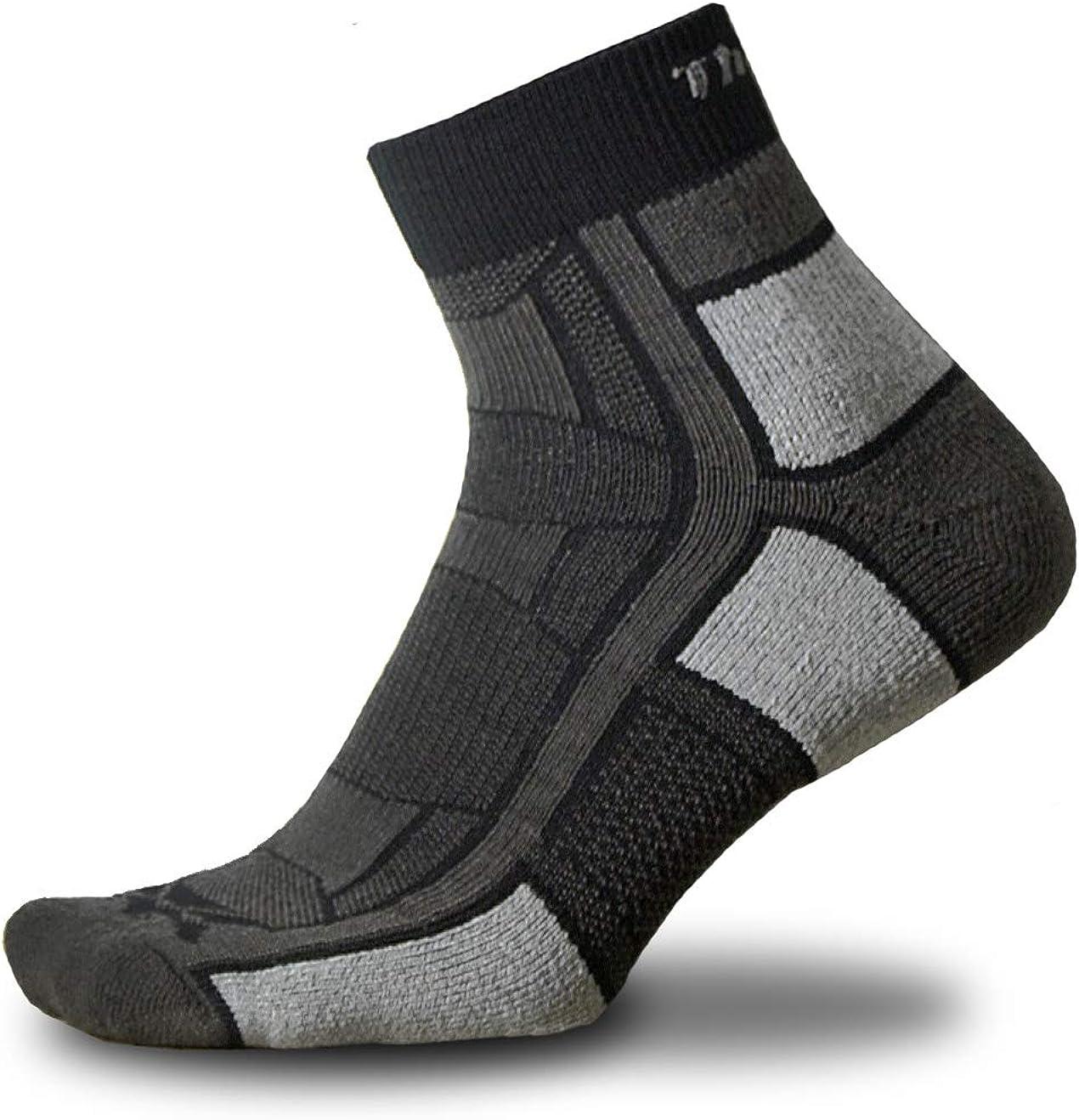 thorlos Max 79% OFF mens Year-end annual account Oaqu Thin Cushion Ankle Outdoor Athlete Socks