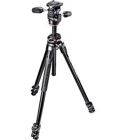 Manfrotto Mk290dua3 3w 290 Dual Kit Alu 3 Segmemte Kamera