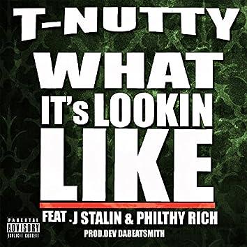 What It's Lookin Like (feat. J Stalin & Philthy Rich) - Single
