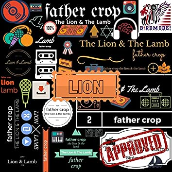 The Lion & the Lamb Disc Lion