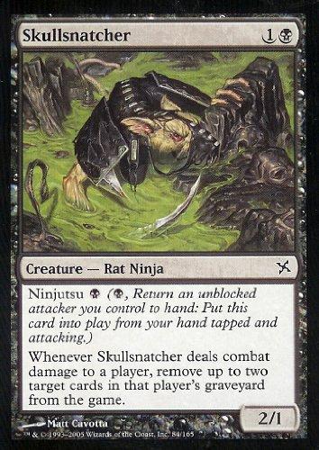 Magic: the Gathering - Skullsnatcher - Betrayers of Kamigawa