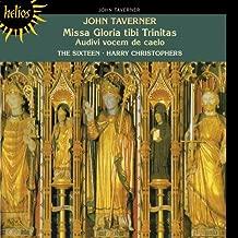 missa gloria tibi trinitas john taverner