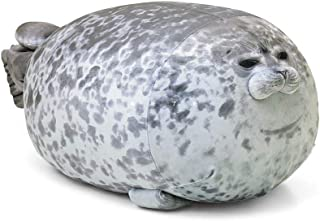 COODIO 1pc Soft 30-80cm Soft Sea Lion Plush Toys Sea World Animal Seal Plush Stuffed Doll Baby Sleeping Pillow Kids Girls ...