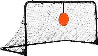 HAMMER Target Shot Pro, fotboll med justerbar målruta, enkel montering och nedbrytning, väderbeständigt kvalitet-polyester...
