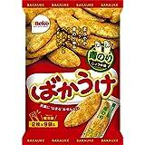 栗山米菓 ばかうけ青のり 18枚