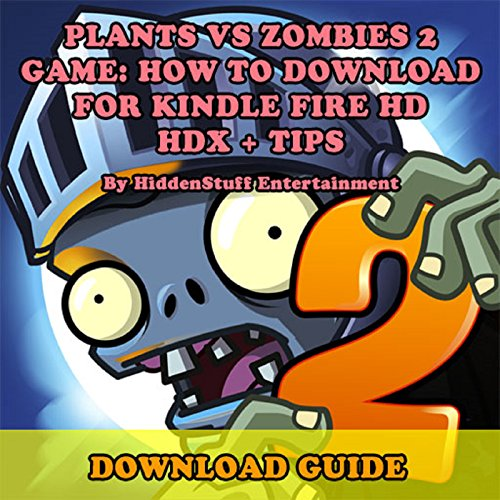 Plants Vs Zombies 2 Game audiobook cover art