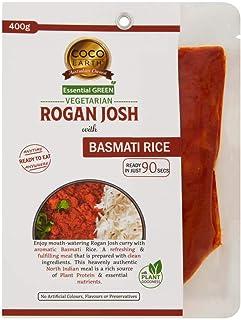 COCO EARTH Coco Earth Rogan Josh & Rice 400g, 400 g