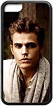 Stefan The Vampire Diaries Paul Wesley Custom iPhone 6 /6s Case Protective Cover Skin for iPhone 6/6s, rubber Case for iPhone 6/6s (4.7 inch)
