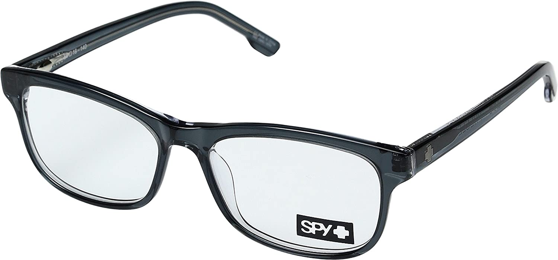 Spy Cheap SALE Start Optic Unisex Max 75% OFF Presley Slate Gray Reading Glasses