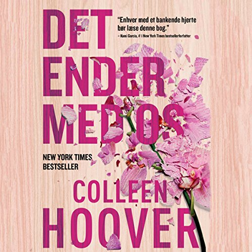 Det ender med os audiobook cover art
