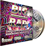 Mr Entertainer Big Karaoke Hits of Rap (Hip-Hop). Double CD+G/CDG Disc Set. 40 grandi canzoni rap con testi sullo schermo
