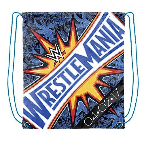 Wrestlemania 33 WWE Tasche mit Kordelzug