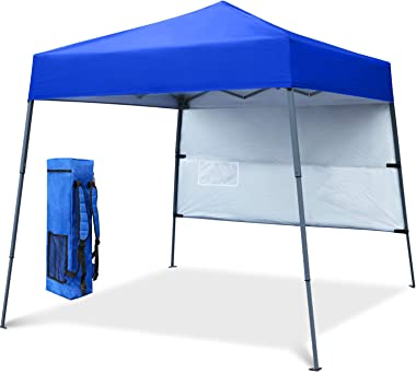 COOSHADE Portable Beach Canopy(RoyalBlue)