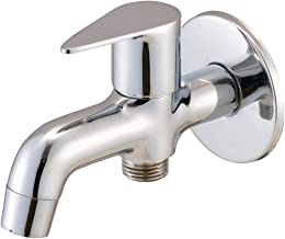 Smile 2 WAY SINGLE LEVER BIB COCK toilet washbasin bathroom faucet J STAR series with Foam Flow