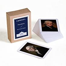CARDDIA Presidents of The United States: from George Washington to Donald Trump