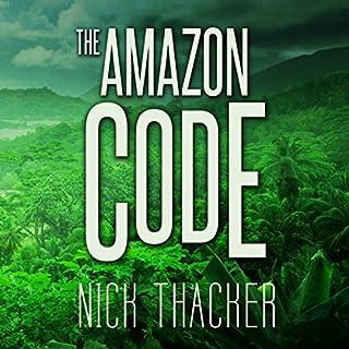 The Amazon Code audiobook cover art