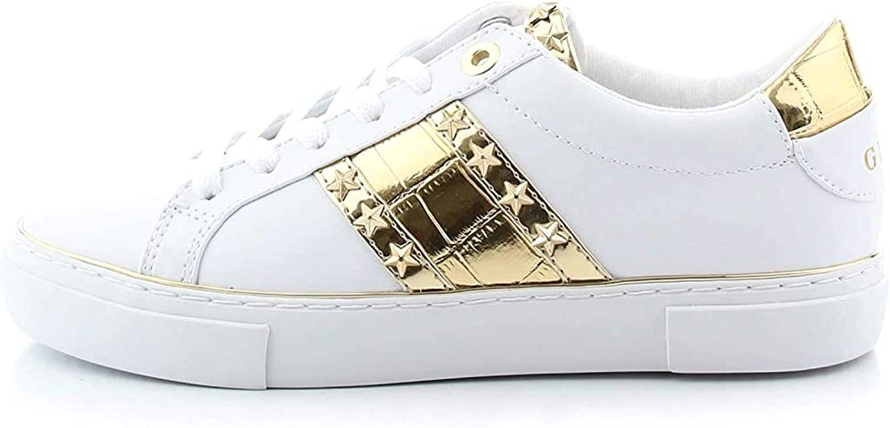 Guess  sneakers da  donna in pelle FL5GYZELE12