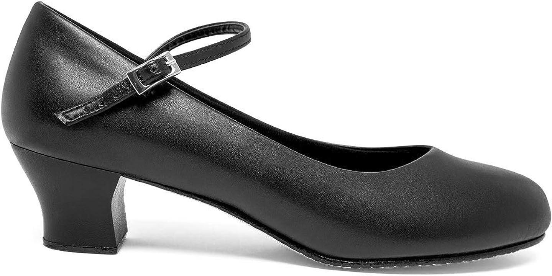 Capezio womens Cassie Jr. Character Shoe (831)