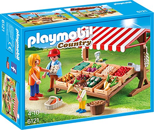 PLAYMOBIL - Mercado 61210
