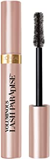 L'Oreal Paris Voluminous Makeup Lash Paradise Mascara, Voluptuous Volume, Intense Length, Feathery Soft Full Lashes, No Fl...