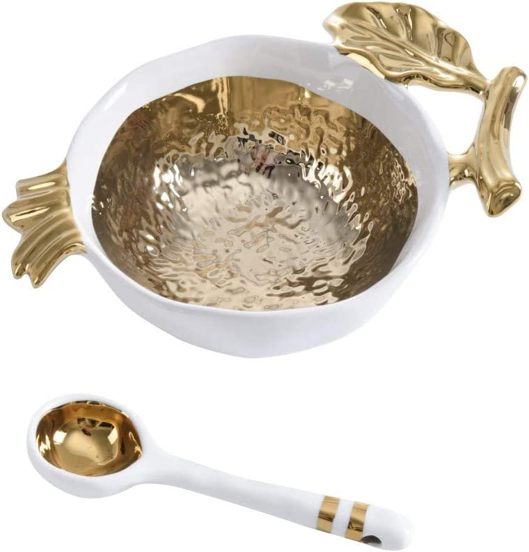 Pampa Bay Get Gifty Bowl and Spoon for Soup an Snacks High material Set Beauty products Nuts