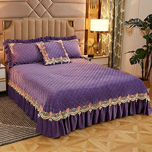 Tagesdecke Bett 150 Bouti Quilt Tagesdecken Baumwolle...