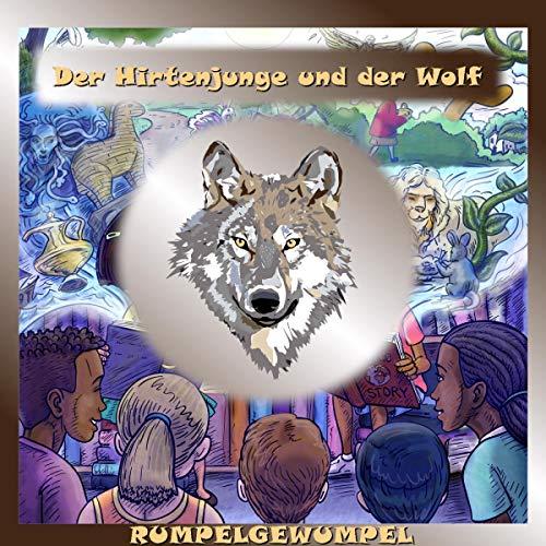 Der Hirtenjunge und der Wolf Titelbild