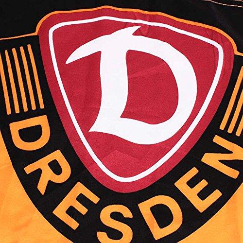SG Dynamo Dresden Mini-Stabfahne