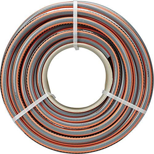Gardena Comfort HighFlex Schlauch 13mm (1/2 Zoll), 50 m: Gartenschlauch mit Power-Grip-Profil, 30 bar Berstdruck, formstabil, UV-beständig (18069-22)
