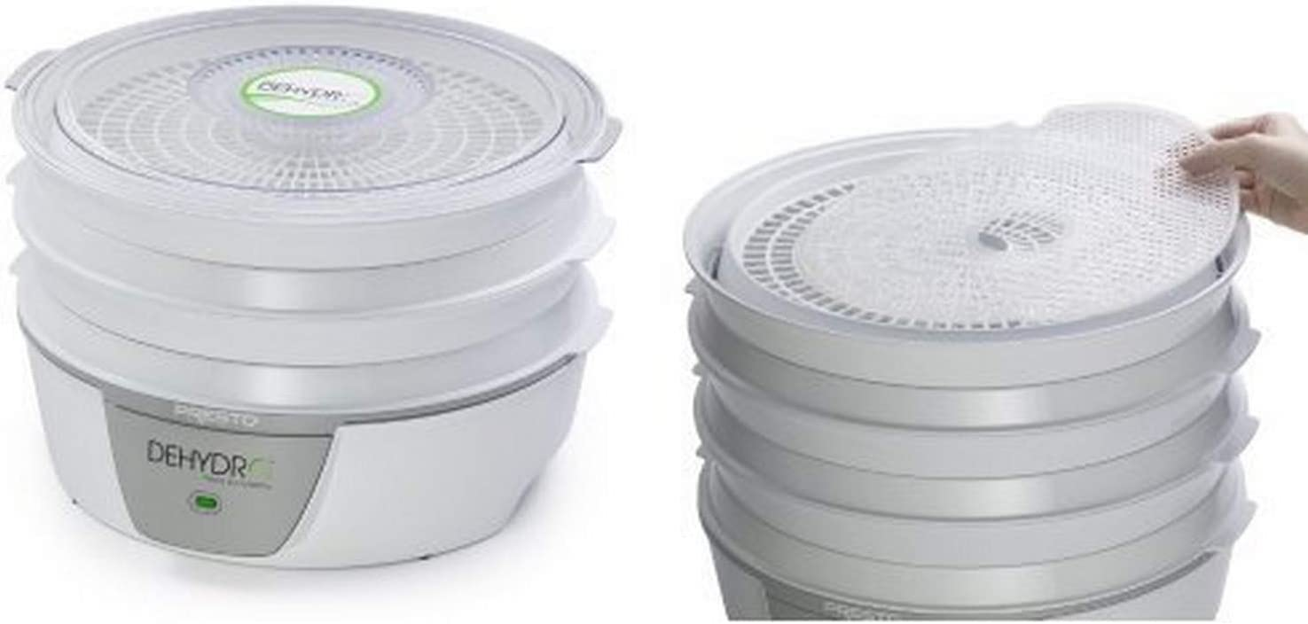 Presto 06300 Dehydro Electric Food 06307 and 67% OFF of fixed price Spring new work one after another Dehydrator D
