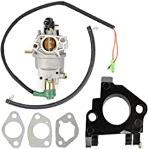 Buckbock Carburetor Carb for Wacker Neuson GP6600A GPS6600A 6000 6600 Watt Gas Generator