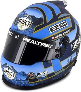 BrandArt Kevin Harvick 2019 1/3 Scale Busch Beer #4 Replica Mini Helmet