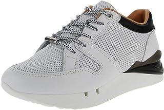 barato Cetti - Zapatillas de Cuero para para para Mujer blancoo Wei Kombi  compras en linea
