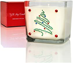 Pine Scented Candle - YR Soy Candles Christmas Gift Ideas -10oz