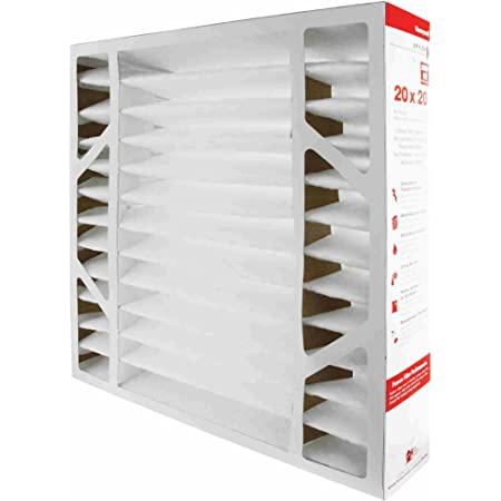 Genuine Honeywell FC100A1011 20x20x4 Inch Replacement Media Air Furnace Filter