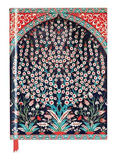 Turkish Wall Tiles (Blank Sketch Book) (Luxury Sketch Books)