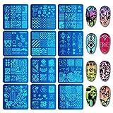 Zoom IMG-2 biutee set di nail art