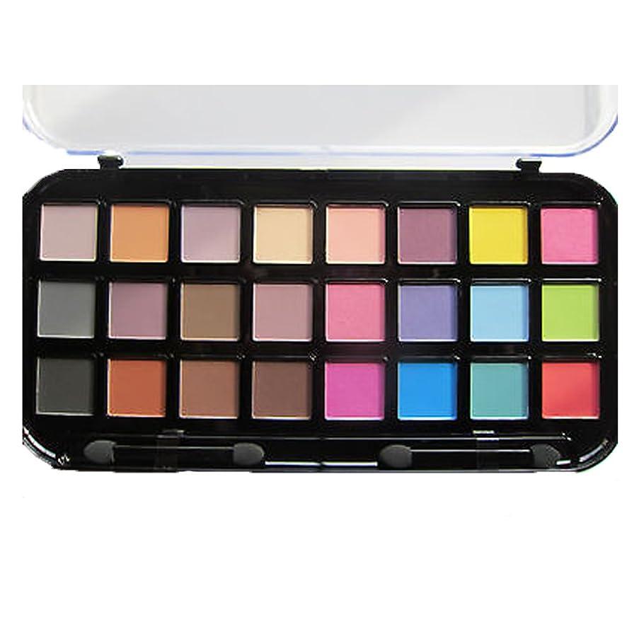 石鹸何故なの子羊(3 Pack) BEAUTY TREATS 24 Matte Palette - Matte Eyeshadow Colors (並行輸入品)