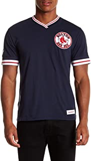 Mitchell & Ness Boston Red Sox MLB Men's Overtime Win Vintage Tee 2.0