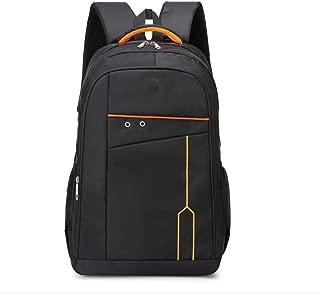 Casual Backpack,Waterproof Fashion School Laptop Backpack,Wear ResistanceTravel Backpack for Teenage Girl Boy Orange