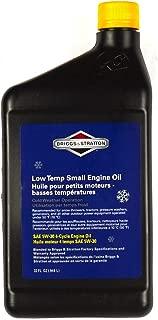 Briggs & Stratton 100030C SAE 5W-30 4-Cycle Engine oil - 32 Oz.