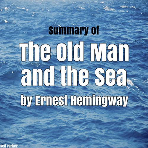 『Summary of The Old Man and the Sea by Ernest Hemingway』のカバーアート