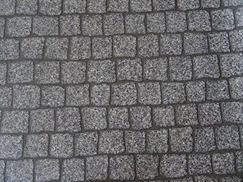 PVC in Pflasterstein-Optik, grau - von Alpha-Tex 9.95€/m² (Länge: 300 cm, Breite: 200cm)