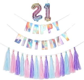 Best happy birthday garland Reviews