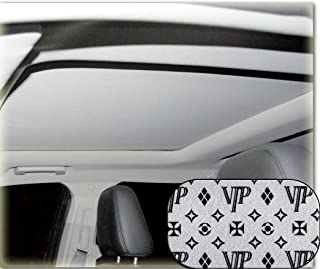 Heads Up OptionZ Black VIP Stylized Sunroof Fabric Recovery Kit