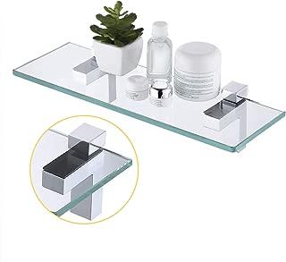 KES Bathroom Tempered Glass Shelf 14