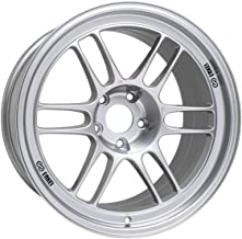 15x7 Enkei RPF1 (F1 Silver) Wheels/Rims 4x100 (3795704935SP)